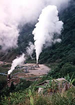 CO2 Emissions from Geothermal Power